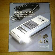 D'or, RSCW-XL109, aparat de ras, Numar dispozitive taiere: 1