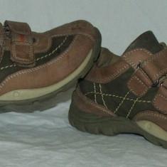 Pantofi copii BAREN-SCHUHE - nr 28, Culoare: Din imagine, Baieti, Piele naturala