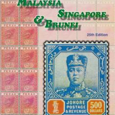 Catalogul timbrelor Malaysia, Singapore, Brunei 2004