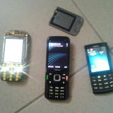 Nokia E75 Nokia N85 Nokia x3-02 Defecte - Telefon Nokia, Negru, Nu se aplica, Neblocat, Single SIM, Fara procesor