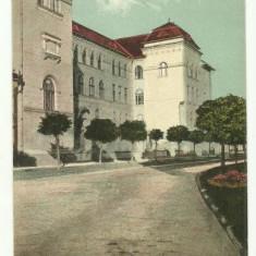 Arad 1926 - internatul Diecezan - Carte Postala Transilvania dupa 1918