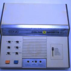 Joc tv philips pong vechi anii 70 consola calculator functionala