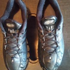 Adidas Bounce originali, low top, piele naturala, nr.44, 5-28, 5 cm. - Adidasi barbati, Culoare: Negru