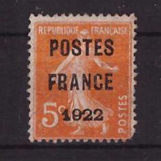 Franta 1921 - Mi140Vb
