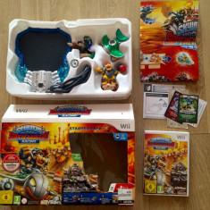 Joc Wii Skylanders Superchargers Racing -pachet complet(ca nou) - Jocuri WII Activision, Arcade, 12+