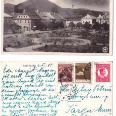 Baia Mare 1935 - ilustrata circulata