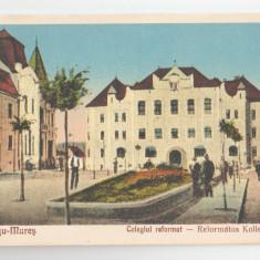 Targu Mures 1930 - Colegiul reformat