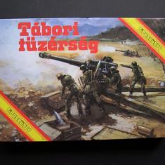Artileria. Artilerie. Tun. Catalog .Prezinta si descrie mai multe sute de piese.