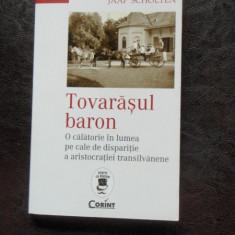 TOVARASUL BARON - JAAP SCHOLTEN
