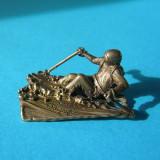 "MINIATURA DIN BRONZ ""SCHIOR"" - Miniatura Figurina"