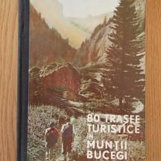 80 TRASEE TURISTICE IN MUNTII BUCEGI- BELDIE, GHID TURISTIC - Ghid de calatorie