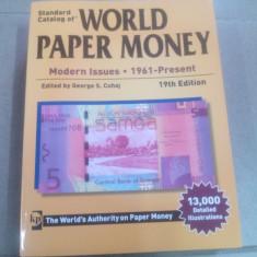 Catalogul bancnotelor lumii 1961-2013