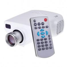 VIDEOPROIECTOR CU LED DIGITAL HDMI, TELECOMANDA, STICK USB, MUFA RF TV - Videoproiector Viewsonic