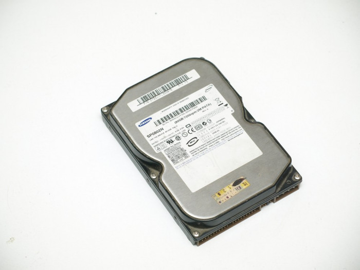 "Hard disk 3,5"" Samsung 80GB 7200 rpm"
