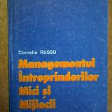 Corneliu Russu - Managementul intreprinderilor mici si mijlocii