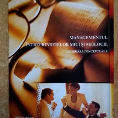 Cristian Haiduc - Managementul intreprinderilor mici si mijlocii