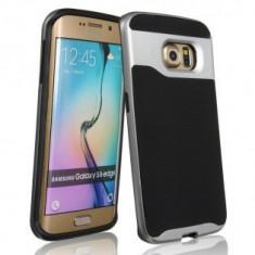 Husa 2 in 1 Hybrid Apple iPhone 5G / 5S / SE SILVER - Husa Telefon