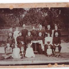 Foto 1905 - Familie din Riciu (Raciu, jud. Mures) - Fotografie