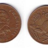 Polynezia Franceza 1992 - 100 francs