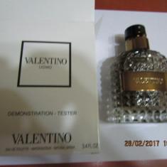 PARFUM TESTER VALENTINO UOMO -100 ML ---SUPER PRET! - Parfum barbati Valentino, Apa de toaleta