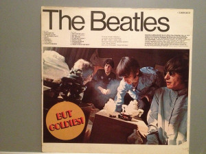 BEATLES - OLDIES - A COLLECTION OF BEATLES(1966/EMI/RFG) - Vinil/Impecabil (VG+)