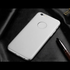 Husa iPhone 7 Plus Ultraslim Silver - Husa Telefon Apple, Roz, Plastic, Fara snur, Carcasa
