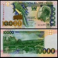 Sao Tome 1996 - 10.000 dobras UNC