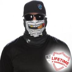 Bandana/Face Shield/Cagula/Esarfa - The Gangster, made in USA, Marime: Masura unica, Culoare: Din imagine