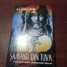 SAMANII DIN TUVA/L2 - Carti Samanism