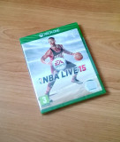 Joc Xbox One - NBA LIVE 15 , nou , sigilat, Sporturi, 3+