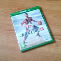 Joc Xbox One - NBA LIVE 15, nou, sigilat - Jocuri Xbox One, Sporturi, 3+