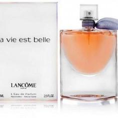Parfum Lancome La Vie Est Belle 75 ML - Parfum femeie Lancome, Apa de parfum