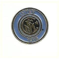 Insigna FC InterMilan, fotbal