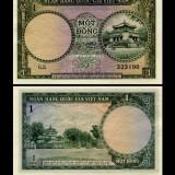 Vietnam Sud 1956 - 1 dong UNC - Timbre straine
