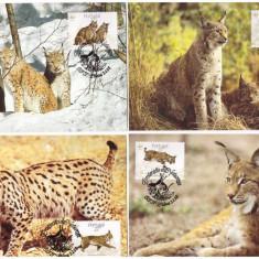 Portugalia 1988 - Fauna WWF, serie maxime