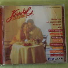 KUSCHELROCK Klassik 2 - 1997 - 2 C D Original - Muzica Clasica sony music