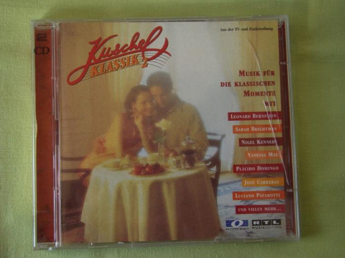 KUSCHELROCK Klassik 2 - 1997 - 2 C D Original