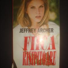 JEFFREY ARCHER - FIICA RISIPITOARE - Roman
