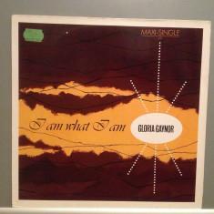 GLORIA GAYNOR - I AM WHAT I AM (1983/CHRYSALIS /RFG) - VINIL MaxiSingle/ca NOU - Muzica Dance virgin records