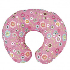 Perna alaptare Chicco Boppy 4 in 1, Wild Flowers - Perna alaptat
