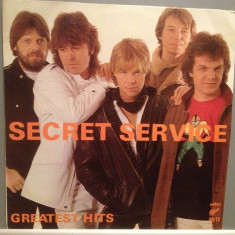 SECRET SERVICE - GREATEST HITS (1986/WIFON/CZECH) - Vinil/Impecabil (NM) - Muzica Pop Altele