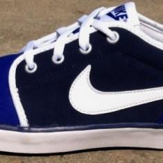 Tenisi 100 % originali barbati NIKE Canvas - Tenisi barbati Nike, Culoare: Din imagine, Textil