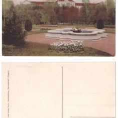 Sibiu 1910(aprox.) Garnisons-Spital, ilustrata necirculata