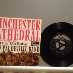 NEW VAUDEVILLE BAND - WINCHESTER....(1966/FONTANA/RFG) -VINIL Single/RAR/ca NOU - Muzica Corala universal records