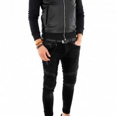 Geaca toamna - vara - geaca slim fit - geaca fashion - 7858 - Geaca barbati, Marime: S, M, L, XL, Culoare: Din imagine