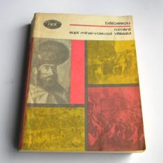 Romanii supt Mihai-Voievod Viteazul - Roman istoric