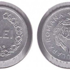 Romania 1949 - 5 lei XF - Moneda Romania