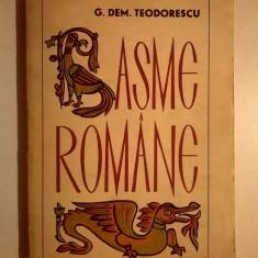 G. Dem Theodorescu - Basme romane