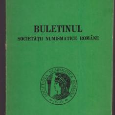 Buletinul Societatii Numismatice Romane LXXVII - LXXIX (1983 - 1