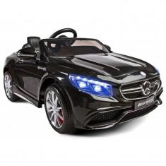 Toyz MERCEDES-BENZ S63 AMG 12V cu telecomanda - Masinuta electrica copii